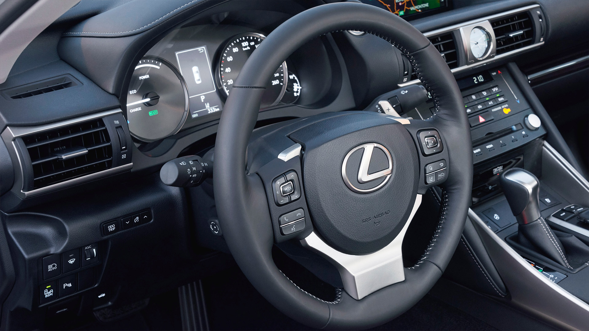 Volante del Lexus IS300