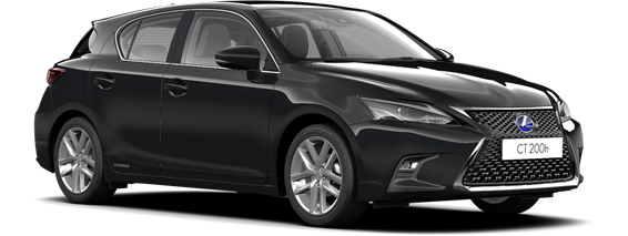 Lexus CT 200h Plus